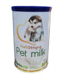 Leche en Polvo para Mascotas Neostrong
