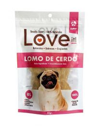 """Snack Love it! para Perros """"Lomo de Cerdo"""""""