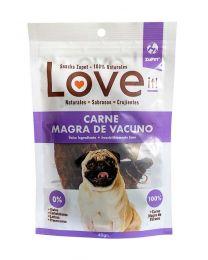 Snack Love it! para Perros Carne Magra de Vacuno