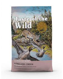 "Taste of the Wild ""Lowland Creek"" para Gatos"