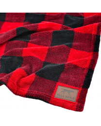 "Frazada para Mascotas ""Hunter's Plaid"" Tall Tails"