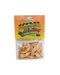 Snacks Rebanadas de manzana para Pequeños Animales