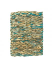 Mat Colorido de Descanso - Large - Azul