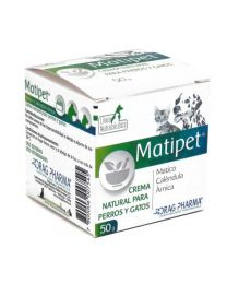 Matipet Crema Natural para Perros y Gatos