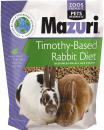"Mazuri Alimento para Conejo en Base Timothy ""Rabbit Diet"" - 1 kilo"