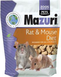"Mazuri Alimento para Ratas y Ratones ""Rat & Mouse Diet"""