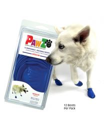 Botas Reutilizables y Biodegradables PawZ Talla Medium