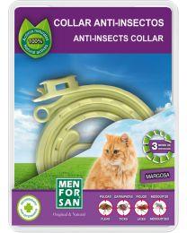 Collar Anti Insectos, Pulgas y Garrapatas para Gatos