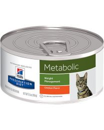 "Hill's ""Prescription Diet Metabolic"" Alimento Húmedo para Manejo del Peso en Gatos"