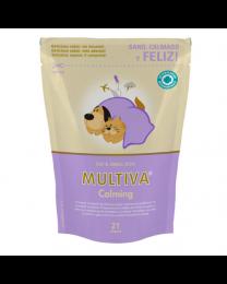 Premios Calmantes para Perros Pequeños y Gatos Multiva