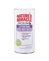 Destructor de olores para Caja de Arena Nature's Miracle