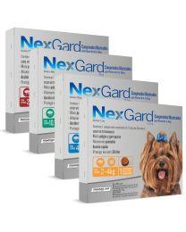 NexGard Antiparasitario Externo (1 Comprimido)