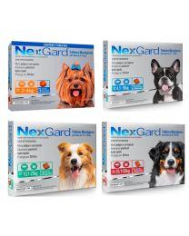 NexGard Antiparasitario Externo (3 Comprimidos)