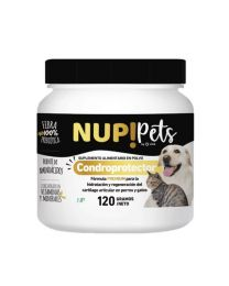 Suplemento Condroprotector Nup! Pets