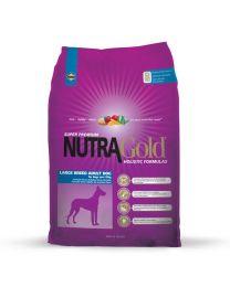 Nutra Gold para Perros Adultos Raza Grande 15 Kg