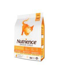 Nutrience Grain-Free Pavo/Pollo/Arenque para Gatos