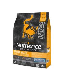 Nutrience SubZero Fraser Valley para Gatos
