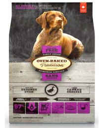 Oven-Baked Grain Free Pato para Perros