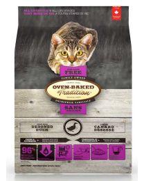 Oven-Baked Grain Free de Pato para Gatos