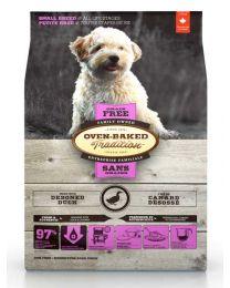 Oven-Baked Grain Free Pato para Perros Pequeños