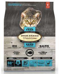 Oven-Baked Grain Free de Pescado para Gatos