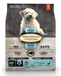 Oven-Baked Grain Free Pescado para Perros Pequeños