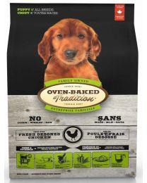 Oven-Baked Pollo para Cachorros