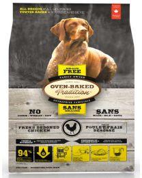 Oven-Baked Grain Free Pollo para Perros