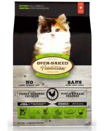Oven-Baked de Pollo para Gatitos