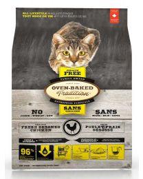 Oven-Baked Grain Free de Pollo para Gatos