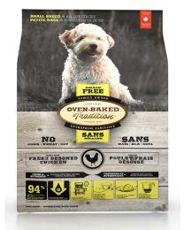 Oven-Baked Grain Free Pollo para Perros Pequeños
