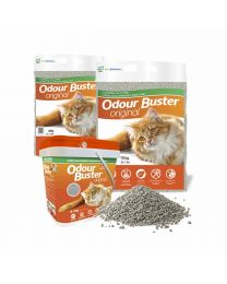 Arena Odour Buster Original para Gatos