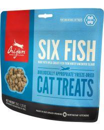 "Premios Orijen ""Six Fish"" para Gatos"