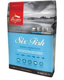 Orijen Six Fish Para Gatos