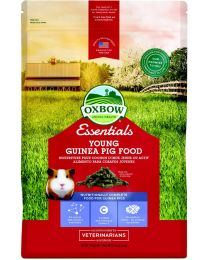 """Oxbow """"Essentials"""" Alimento para Cuy Joven"""