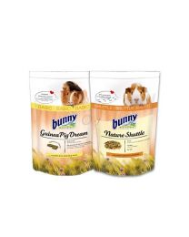 Pack Bunny Nature Shuttle + Guinea Rabbit Dream para Cuyes