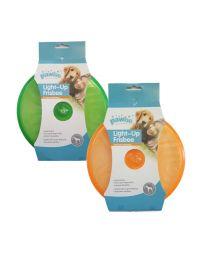 Frisbee con Luz Led para Perros