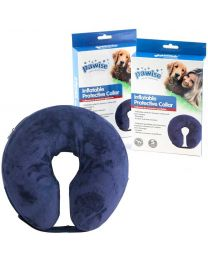 Collar Isabelino Inflable Pawise para Perros