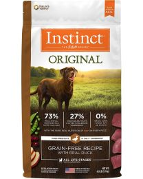 Instinct Original Grain-Free para Perros Receta Pato