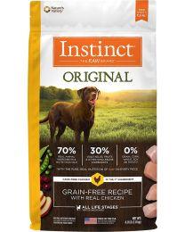 Instinct Original Grain-Free para Perros Receta Pollo