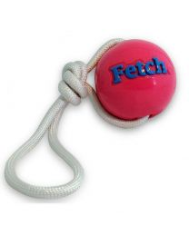 Planet Dog Fetch Ball con Cuerda