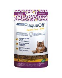 Cuidado Dental Proden PlaqueOff® Croq´ Bites Para Gatos