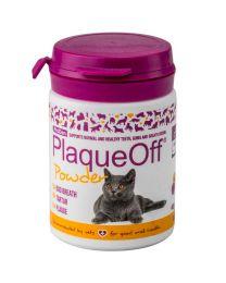 PlaqueOff Polvo Removedor de Sarro para Gatos