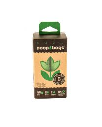"""Bolsas Biodegradables Sin Olor """"Poop Bags"""""""