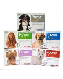 Antiparasitario Pipeta POWER ULTRA para Perros
