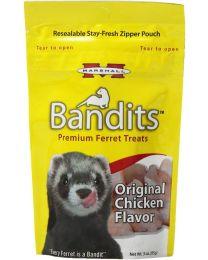 "Snacks Premium ""Bandits"" para Hurón - Pollo"
