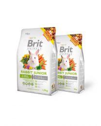 Brit Animals para Conejo Joven