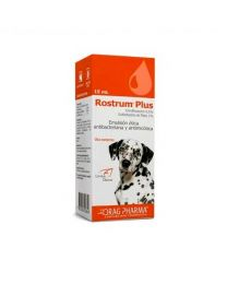 Rostrum plus ótico 15ml