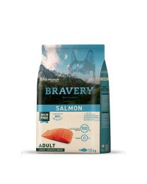 Bravery Salmon Razas Grandes y Medianas