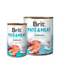 "Brit Pate y Carne ""Salmon"""